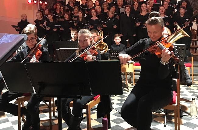 Schulorchester Wildau Musik