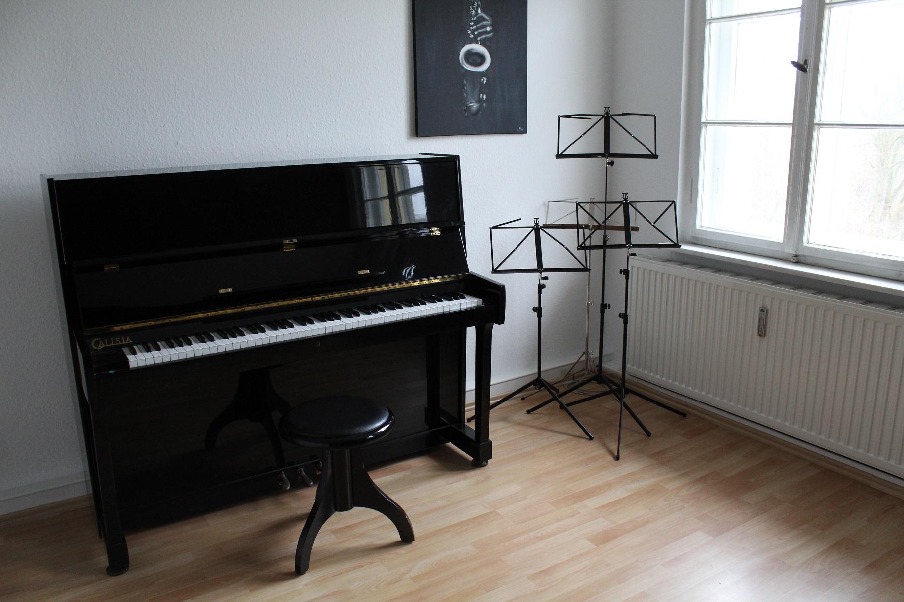 Proberäume Wildau Musikschule Musik und Kulturakademie