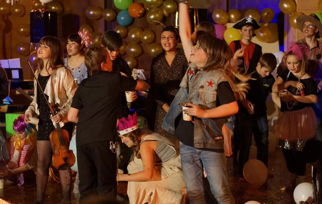 Theater Tanz Musik Projekt Wildau KJV Kind und Kegel MKAW Kulturkonsum Herbstferien