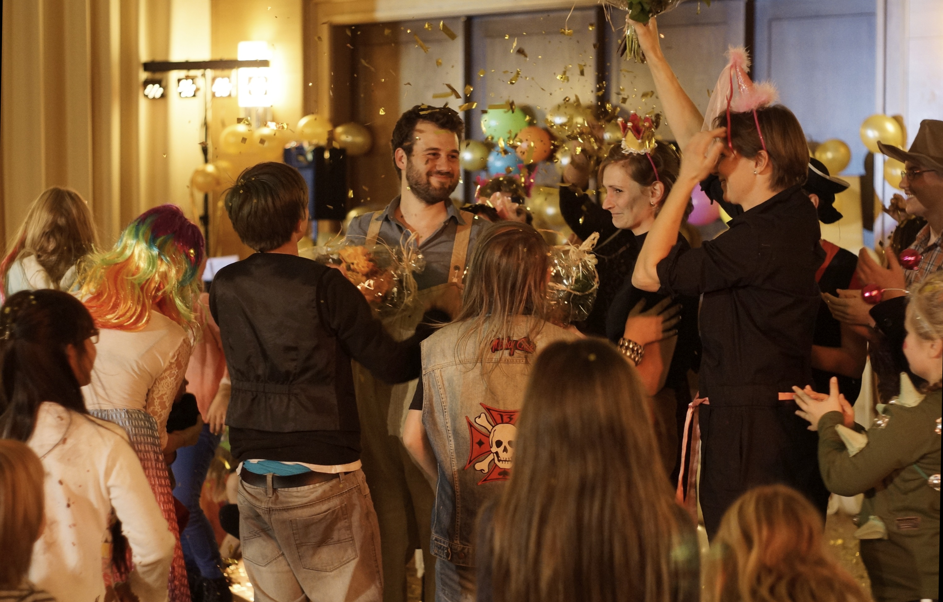 Musik Tanz Theater Wildau MKAW KJV Ferienprojekt