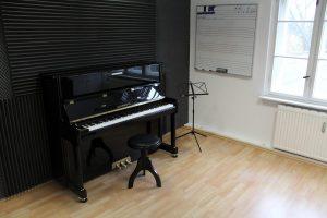 Proberaum Übungsraum Wildau Musik